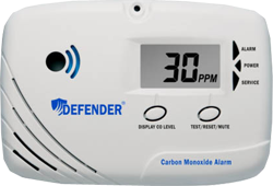 install a new CO detector in your Battle Creek MI home.
